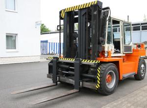 KALMAR 10-600XL Grúa de horquilla - diesel