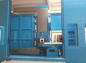 CNC stolová vyvrtávačka Emsil HBMT-160