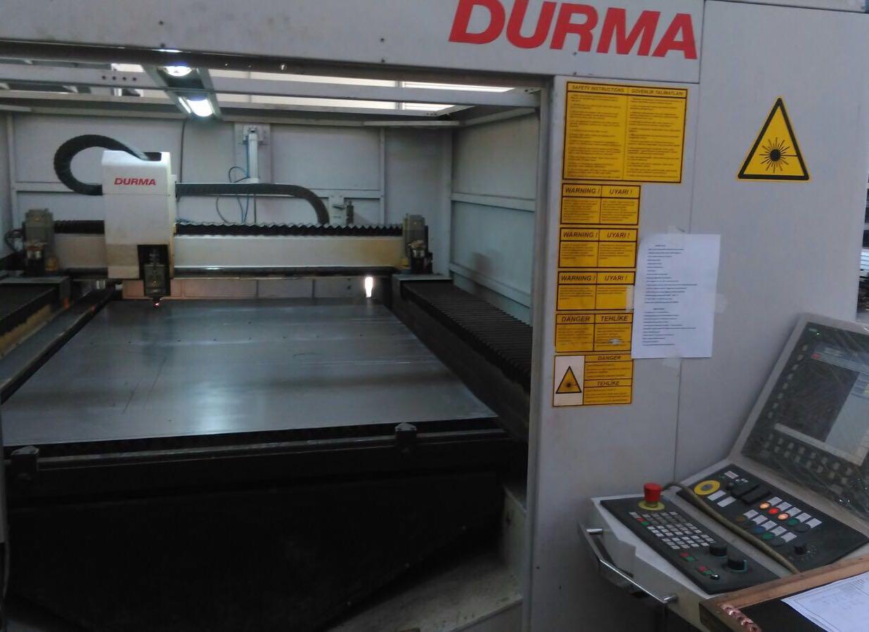 Durma Hd F 3 Kw Laser Cutting Machine Exapro