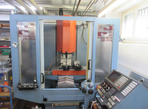 SCHAUBLIN 28 CCN Вертикальный фрезерный станок с ЧПУ