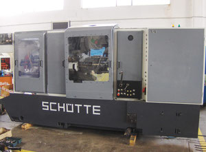 SCHÜTTE SF 40-6 Multispindle automatic lathe