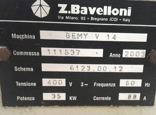 Bavelloni V-14 P80115060