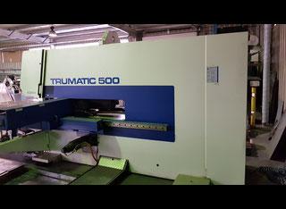 Trumpf Trumatic 500 TC P80115074