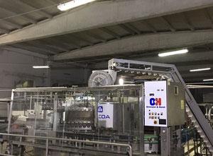 Stroj na plnění lahví Ortmann & Herst