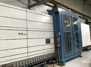 Lenhardt IGU Glass insulating machine