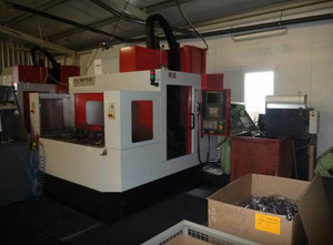Emco Famup MCP 70-50 Machining center - palletized