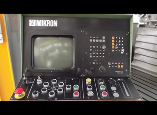 Mikron WF5 DCM P80117159
