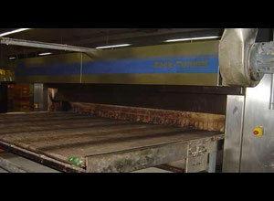 Túnel de cocción Daub -