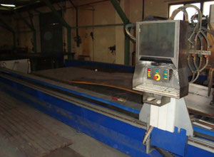 Power Control PW XYZ Cutting machine - Plasma / gas