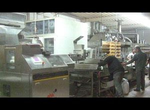 Linea completa di produzione di pane Kemper Quadro round