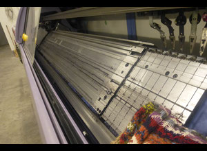 Macchina per lavorare la maglia rettilinea Stoll CMS 320 TC ver 268  5gg