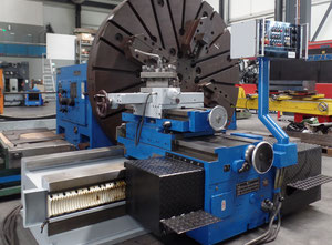 WMW DP3 Facing lathe