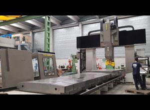 Zayer KPCU 6000 AR DT Portalfräsmaschine
