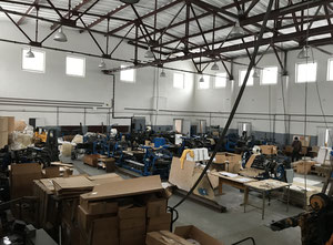 Curtius Technologies F.L. Smithe Einfüger, Beileger und Erfüllungsmaschine für Umschläge