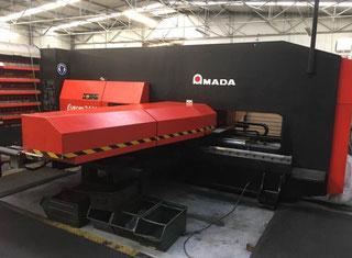 Amada Europe 2510 Punching machine / nibbling machine