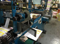 Hikari 2706PU6HLN Label press