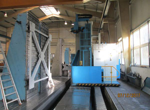 Sorulace FR 16000 Floor type milling boring machine