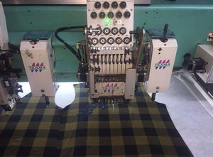 Tajima  One head / multi-heads embroidery machine