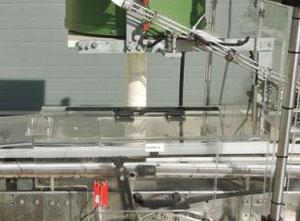 Uzavírací- zátkovací stroj King Ropp