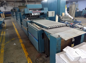 Rotatek RK 300 Web continuous printing press