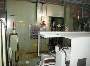 Mitsubishi SD25CNC Gear shaping machine
