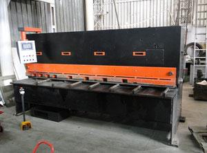 Cizalla guillotina cnc Amada 3100 mm x 6 mm