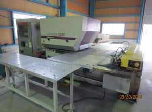 Murata : Muratec C-2000 Stanz- und Nibbelmaschine CNC