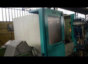 Deckel Maho DMC 63V CNC Fräsmaschine