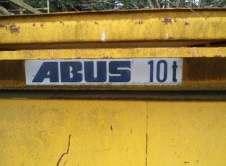Abus 10T - 2 poutres - 13 m - 21 m P80127028
