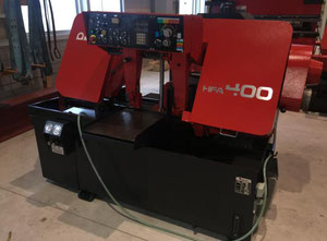 AMADA HFA-400 band saw for metal