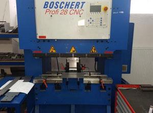 Lis na kov Boschert Profi 28 CNC