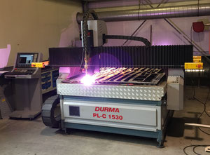 Durma PL C 1530 Cutting machine - Plasma / gas