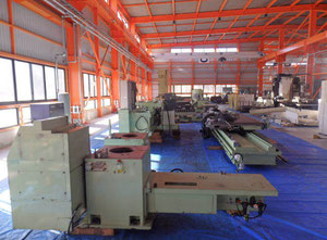 SNK RB-3NSM Floor type boring machine CNC