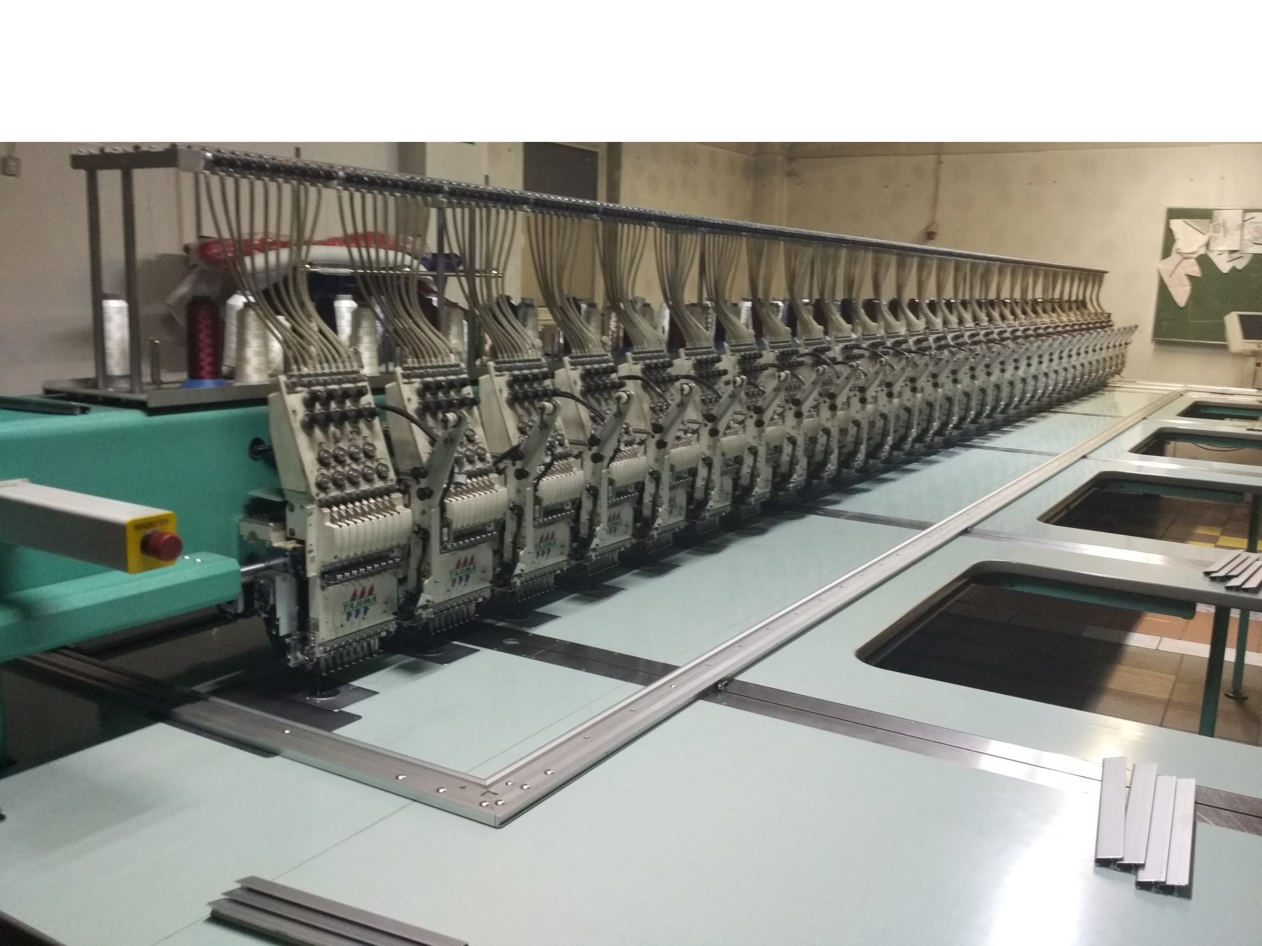 Used Embroidery Equipment For Sale One Head Multi Heads Exapro