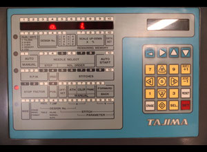 Jednohlavý / Vícehlavý vyšívací stroj Tajima TMFD-G