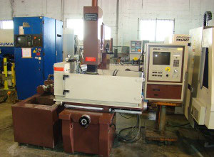 Hansvedt MS2 Leadman-1050 Die sinking edm machine