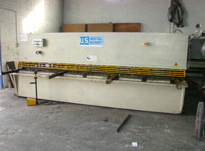 Cizalla guillotina cnc US Industrial US1325