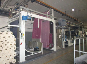Cibitex SanforCIBITEX, 2.0m, small stenter, palmer, year 2000