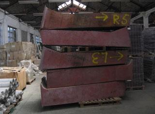 Icomatex Stenter ICOMATEX, 3.20m, 5 chambers, gas,vertical pin chain, padder, weftstraigt P80131267