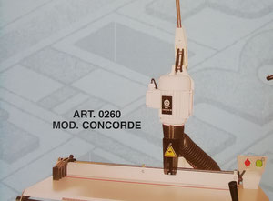 OMM Concorde Floor type drilling machine (column, pillar)