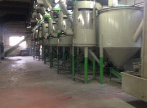 Stroj na recyklování plastů İzci / Sesotec