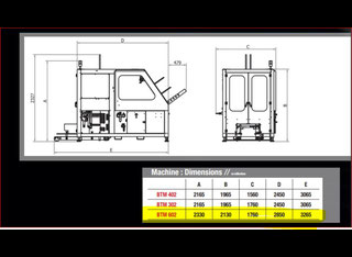 Meca System BTM 602 P80202022