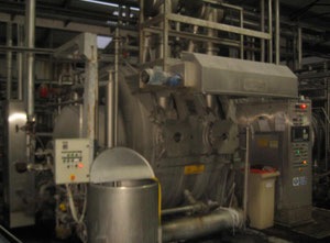 Brazzoli SATURNO SUPERLUX, SEDOMAT 3500, 1998 Dyeing machine