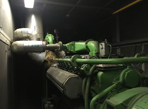 Jembacher POTENZA 512 kVa Generator