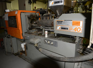 Enjeksiyon kalıplama makinesi Sandretto SETTE 40 Tn