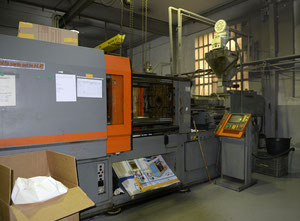 Sandretto SETTE 250 Injection moulding machine