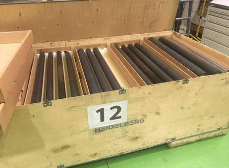 Heidelberg Cd 1025 Screen Printing Machine Exapro