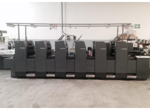 Heidelberg SM 52-6 Offset six colours