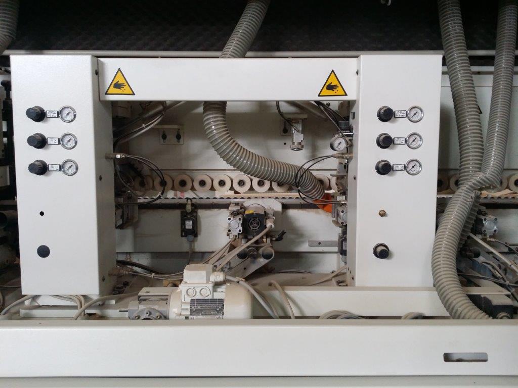 SCM OLIMPIC S222, FRT-4 Used edgebander - Exapro