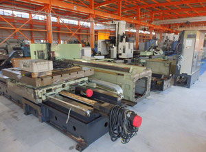 KURAKI KBT-13DXA Floor type boring machine CNC